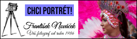 Reklama fotograf František Nováček